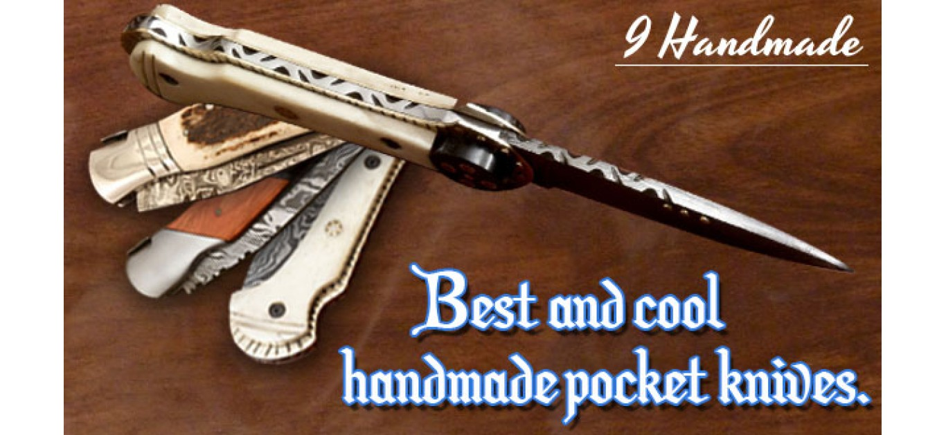 7 Cool & Best Pocket Knives You Can Ever Get [Buying Guide]