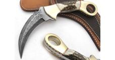 Karambit Hunting Knife - Stag - GladiatorsGuild