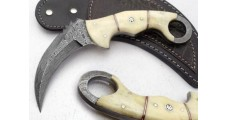 Karambit Knife - Bone - GladiatorsGuild