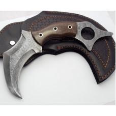 Karambit Knife - Micarta - GladiatorsGuild